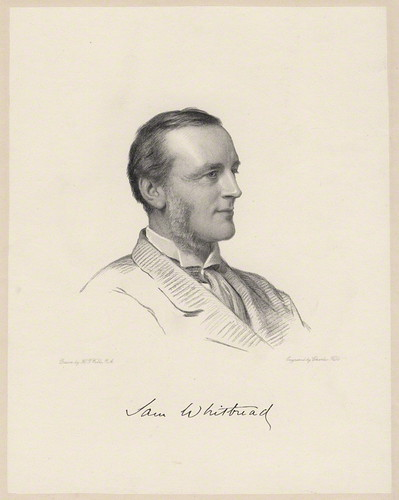 NPG D9981; Samuel Whitbread | by jbrookston