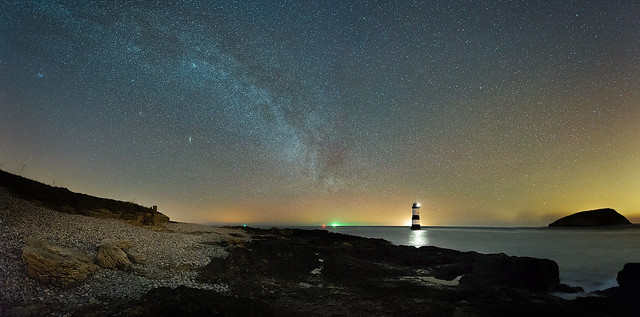 Penmon Point Lighthouse