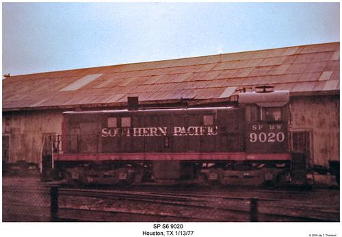 railroad train texas diesel houston railway trains sp locomotive trainengine switcher southernpacific s6 alco switchengine espee fouraxle endcabswitcher