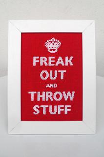 Freak Out | by Frau Shizzle