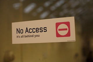 No Access | by Aeioux