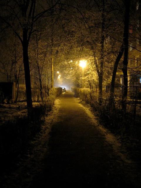 În cartierul Hipodrom, Brăila