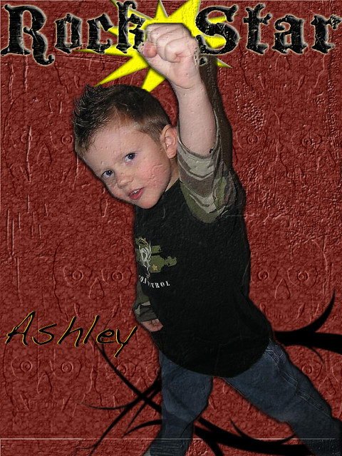 Rockin Ash My Six Year Old Son Just Loves His New Quot Faux
