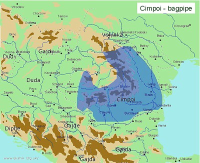 Bagpipe - Central Europe Linguistic Map   THE LINGUISTIC MAP…   Flickr