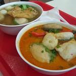 Yong Tou Fu with Noodles - Happy Noodle AUD9 6 items