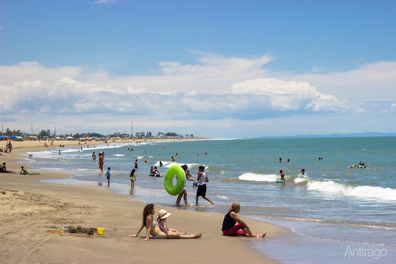 Playas Villamil #Ecuador