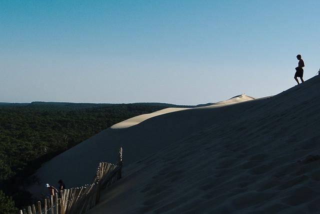 Dune du Pilat - august 2012