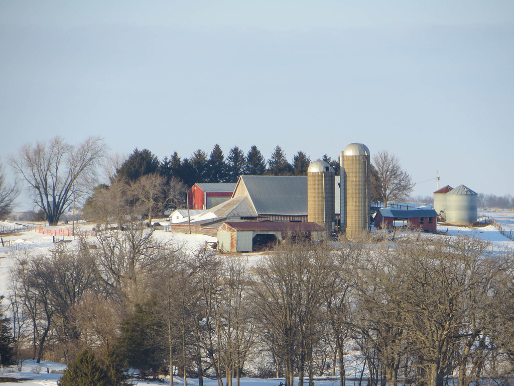 20140308 31 near Wyoming, Iowa | David Wilson | Flickr