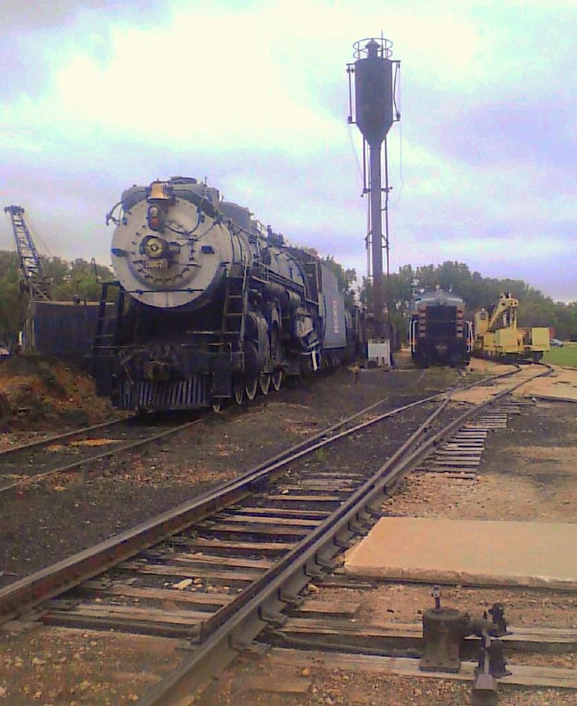 Illinois Railway Museum Sept,2013