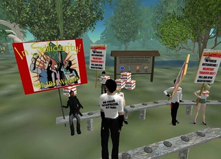 Demo IBM Second Life March 2008