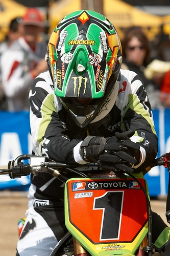 Ryan Villopoto starting gate