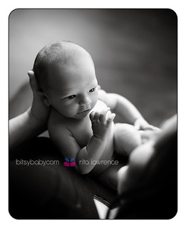 newborn photography with mom | by Bitsy Baby Photography [Rita]