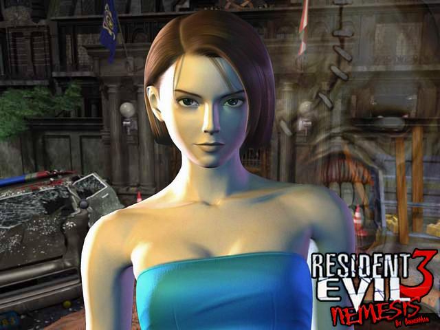 Jill Valentine Resident Evil 3 Nemesis Tadeoquimica Flickr