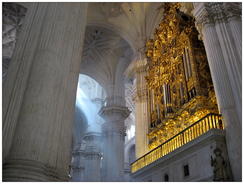 2007/10/01 - Granada Spain - Cathedral | by ra1000
