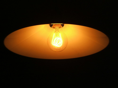 Carbon filament lamp | by LHOON