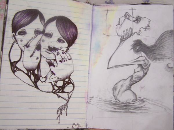 journal drawings