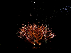 Fireworks Finale on the Pecos
