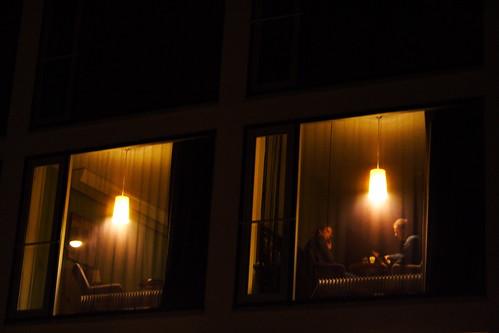 Peeking into strangers' windows | by futureshape