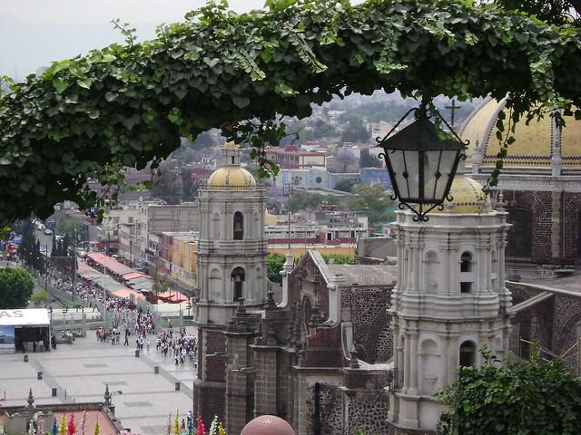 Nuestra Señora de Guadalupe/Our Lady of Guadalupe, Ciudad de México/Mexico City, México - www.meEncantaViajar.com