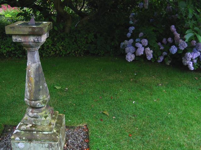 Broughton House garden 3