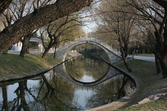 Bridge over Chinese Waters