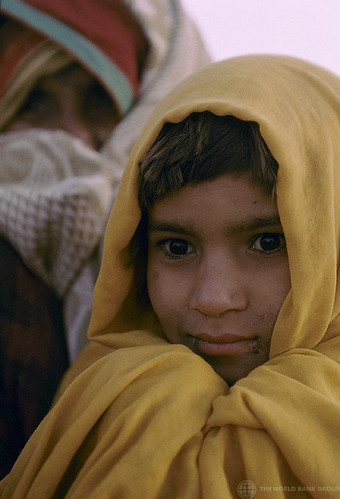 Portrait of young child. India | by World Bank Photo Collection