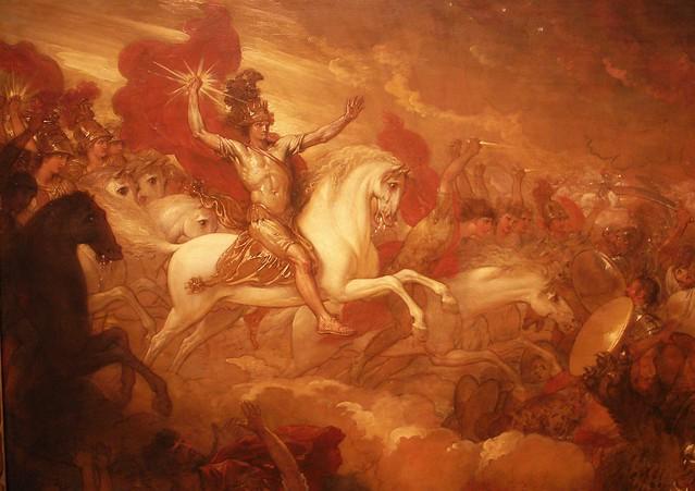 Destruction of the Beast & the False Prophet