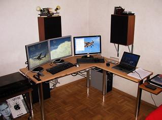 Home Office #1 | by rintakumpu