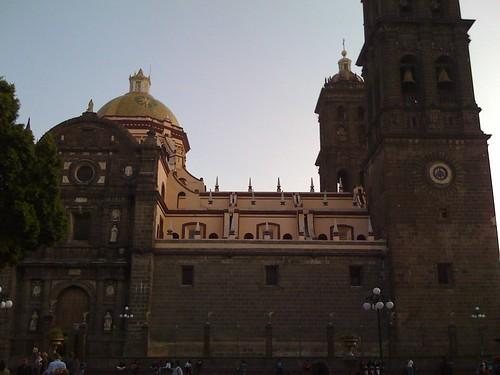 catedral puebla 4