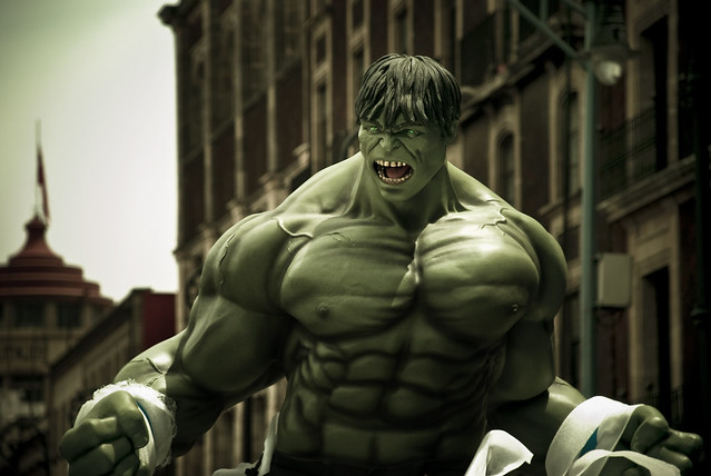 Hulk odiar Sarrooooo / Hulk hate Tartaaaaar