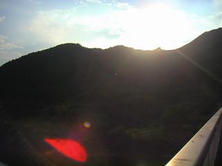 Dam at Kiryu ( Gunma )