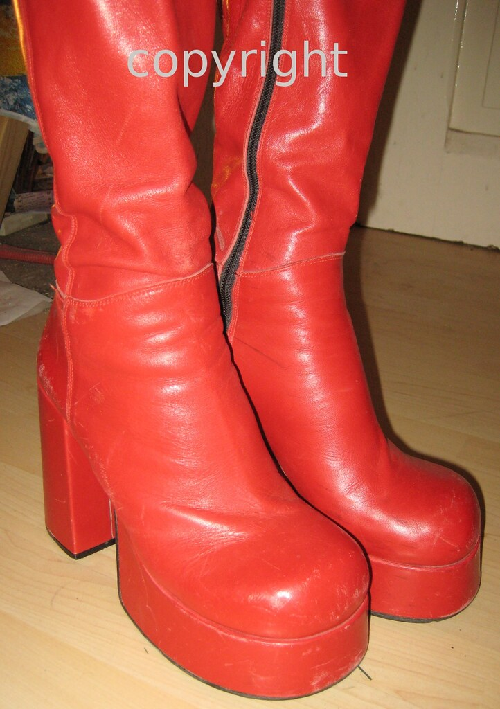 more photos 6569c 369bc red Buffalo t 24400 | The best boots ever ! | Buffi | Flickr