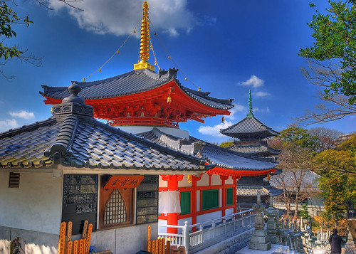 Koshoji temple complex (HDR) | by EugeniusD80