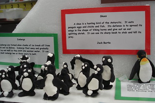 Penguins in Formation