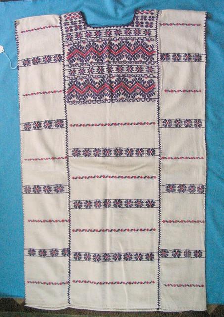 Amuzgo Huipil Oaxaca Mexico Elwell