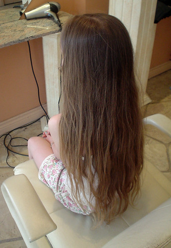 Grier donates her hair for cancer patients | My daughter ...