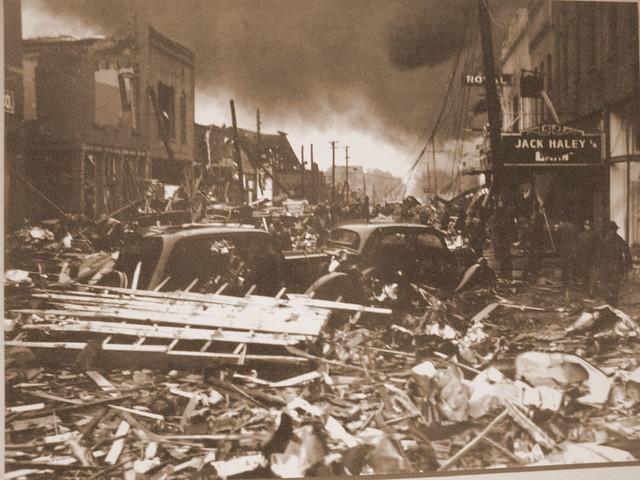 Gainesville Georgia Tornado 1936