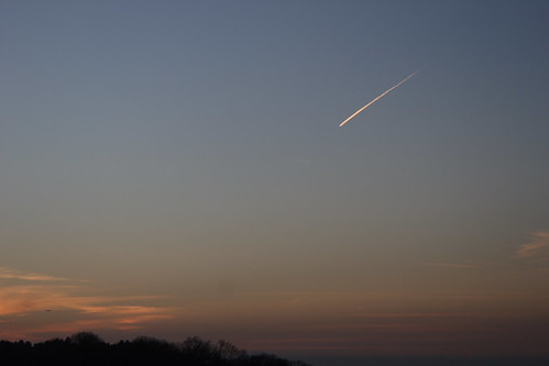 sunset sky cloud japan geotagged stream jet chiba 日本 千葉県 sodegaura 千葉 mrhayata 東京ドイツ村 袖ヶ浦市 geo:lat=354035767 geo:lon=1400592989