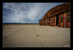 World War II Aircraft Hanger