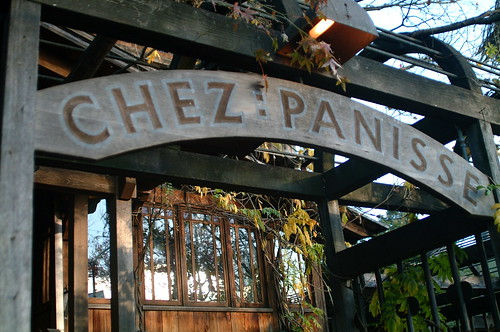 Chez Panisse sign | by IAN RANSLEY DESIGN + ILLUSTRATION