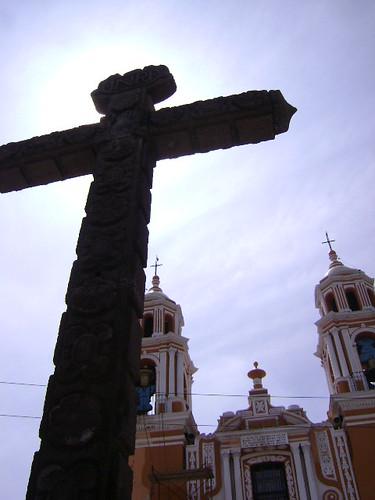 cruz, todos tenemos una cruz