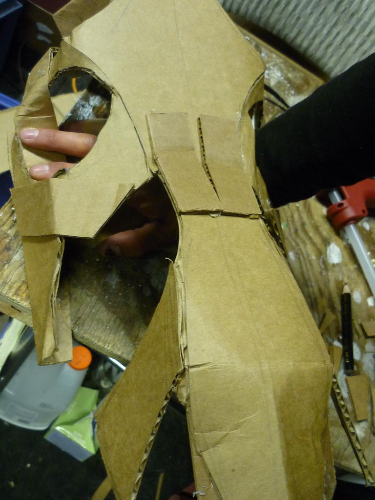 Horse Head Horse Head For Open In Progress Scout Tran Flickr