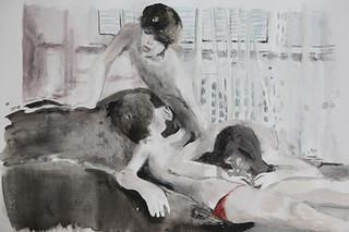 Julia Zastava work (in my collection) | by antufev1