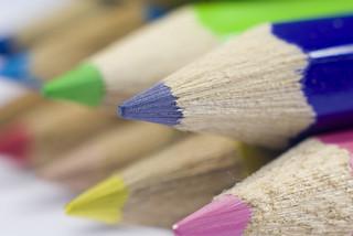 Coloured Pencils   by tallpomlin