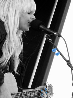 Orianthi. | by WTHunter.