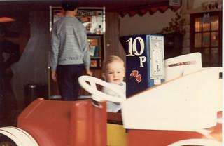 My Early Arcade Trip 1