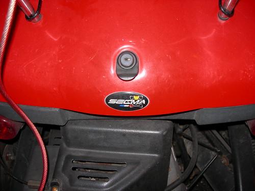 SECMA - Close Up of Logo | SECMA (Societe d'Etude de ...