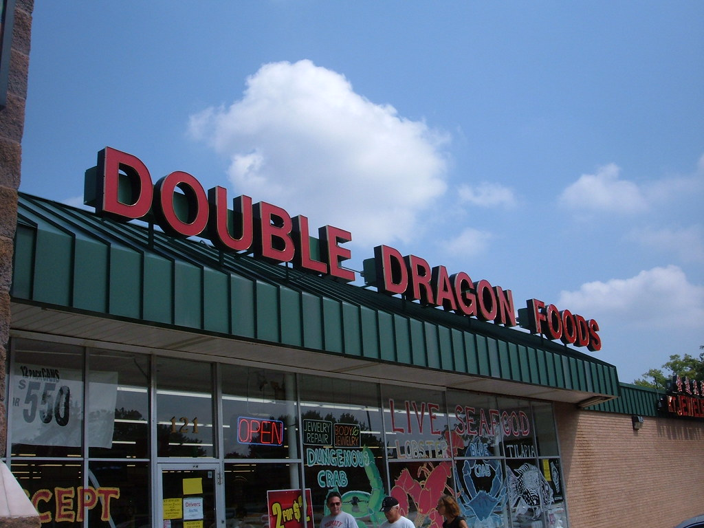 Double Dragon Foods Photo By Kevin Borland Kevin Borland Flickr