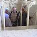 Na schodech k Tutanchamonově hrobce, foto: Luděk Wellner