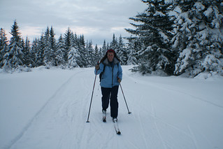 Me, on skis | by Janetterie